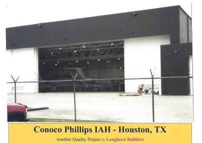Conoco Phillips IAH